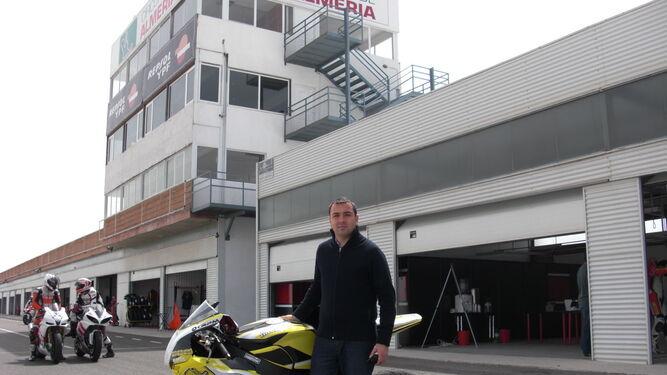 Iniciativa almeriense para construir un circuito de velocidad en Sevilla