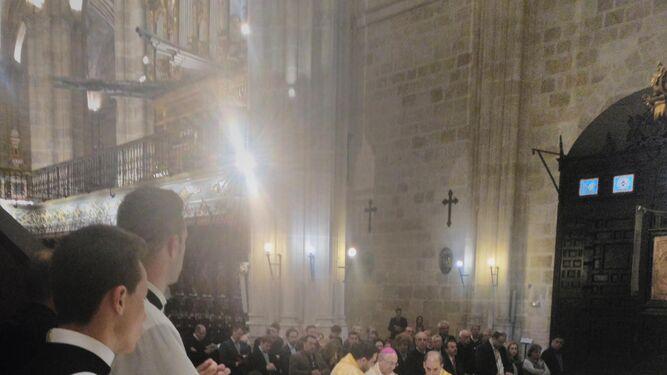 Se recupera la misa tradicional