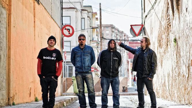 Juantxo Skalari y La Rude Band.