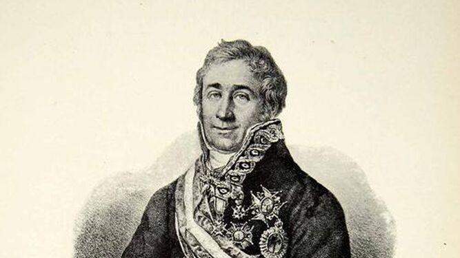 El conde de Ofalia y la división de España en provincias
