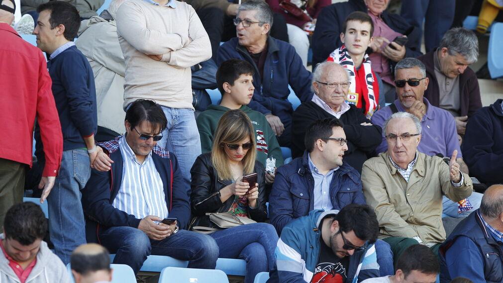 Las imágenes del Almería-Albacete