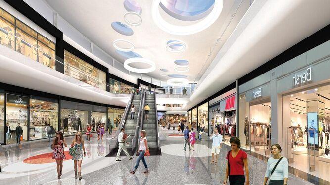 El Centro Comercial Torrecárdenas prevé 9 millones de visitantes al año