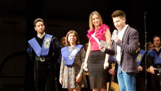 Entrega de premios del Encuentro Mundial de Tunas.