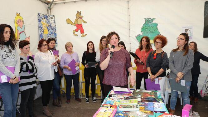 Vicente Vallés presentó su libro sobre Trump en la Feria del Libro de El Ejido