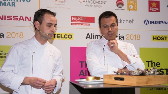 La feria 'Alimentaria' se rinde ante los sabores de Almería