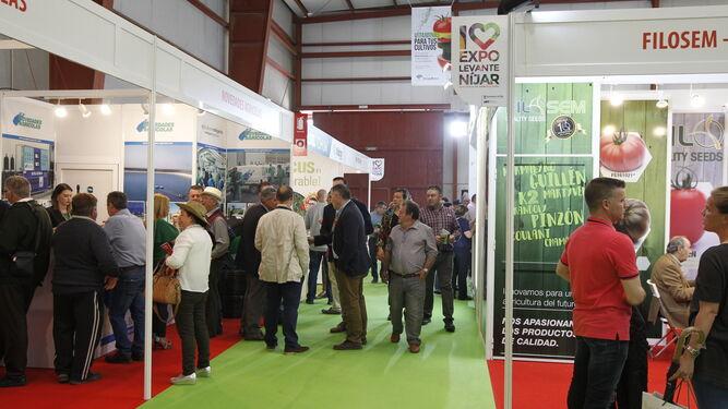 Grupo Agroponiente ha acudido un año más a esta feria consolidada en la provincia de Almería.