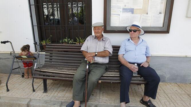 Municipios como Benitagla se encuentran cada año con una disminuición de población constante.