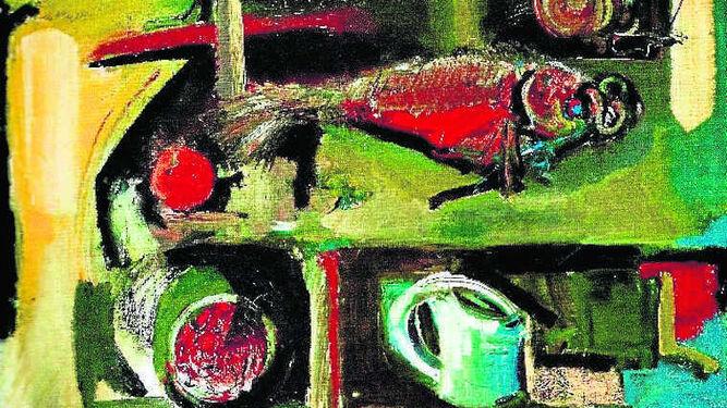 Ginés Cervantes,  Antológica (2018) Una exposición para la Historia del Arte