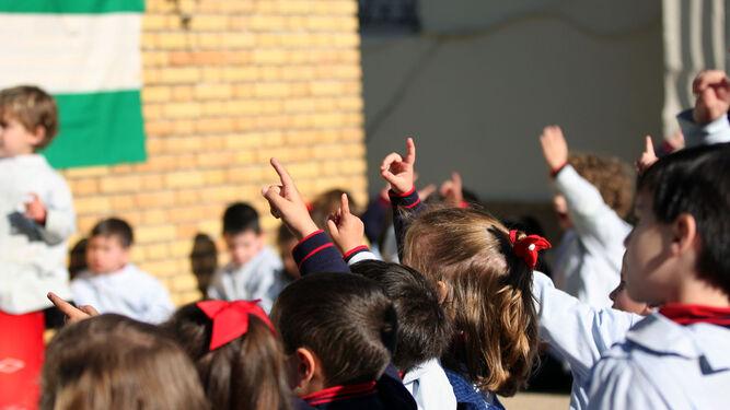 El analfabetismosigue sumando números en la provincia de Almería.