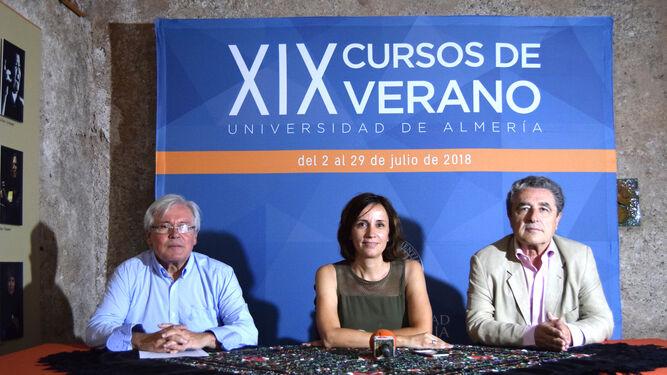 Un Curso De Verano De La Ual Ofrece Una Vision Inedita De La Alcazaba