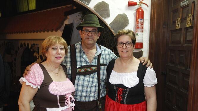 b1ee4168f El Cortijo Alemán, fiel a su cita con la cerveza 36 años después