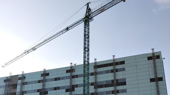 1a759b653 El futuro Hospital Materno Infantil cuyas obras finalizarán en un plazo de medio  año.