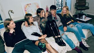 Pull & Bear Colección Fiesta 'Party yourself at home' 2018