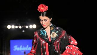 Fabiola, fotos del desfile en We Love Flamenco 2019