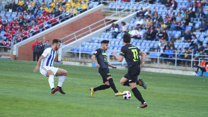 1bec7cd316fbb Los celestes cayeron por 2-0 en el feudo del Recreativo de Huelva la pasada  jornada.