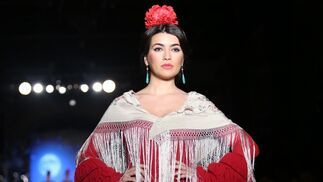 <p>Con maximangas. Diseño de Notelodigo en We Love Flamenco 2019.</p>