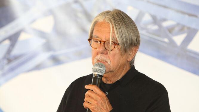 Jerónimo Junqueras, arquitecto del Máster-Plan Puerto-Ciudad