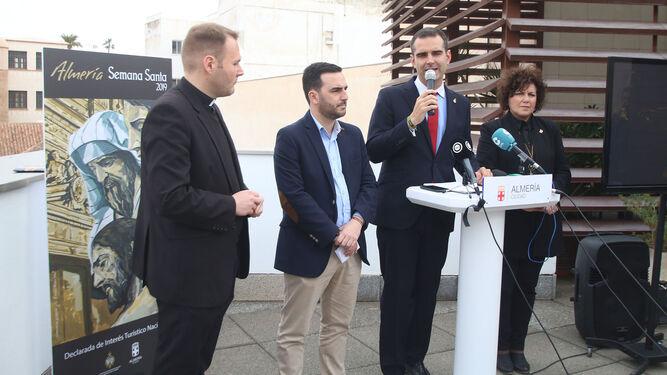 Almería presenta su primera Semana Santa de Interés Turístico Nacional