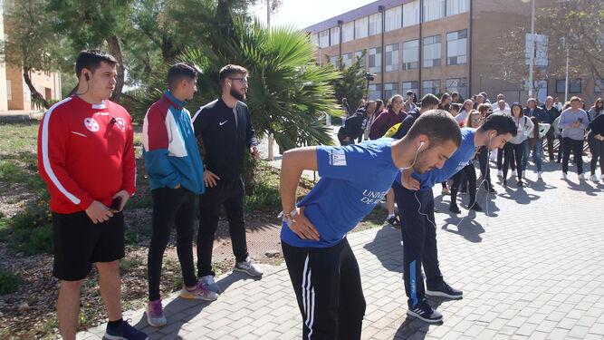 Alumnos de la UAL adquieren buenos hábitos para su futuro laboral