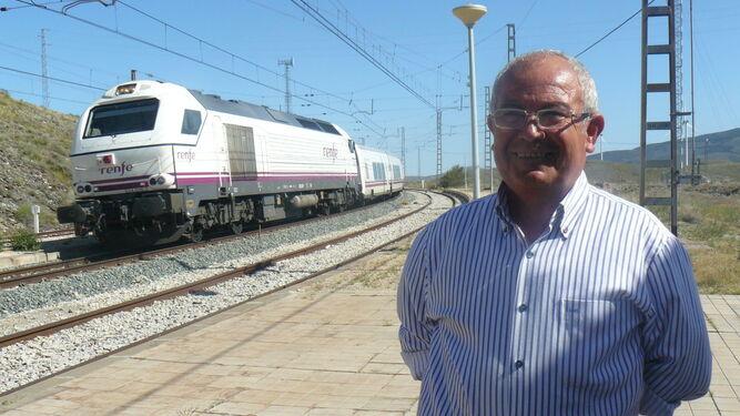 Francisco  López Gómez es el presidente de ACUFE