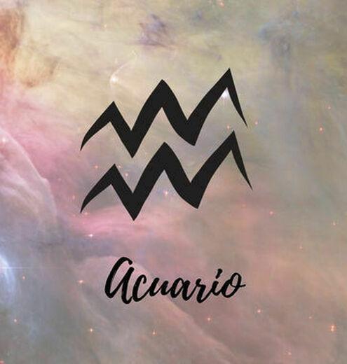 Horóscopo semanal  de Acuario (25 -...