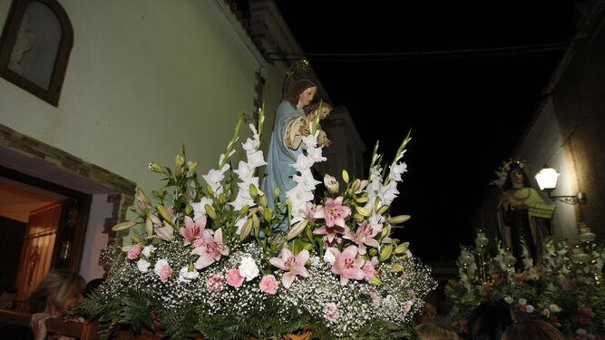 Fiesta y devoción hasta el martes
