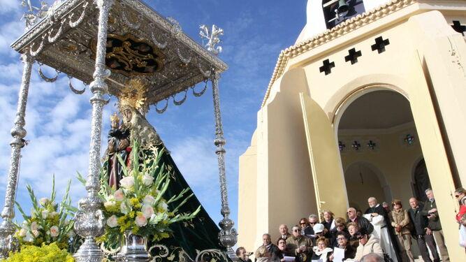Ultiman los detalles para la romería a Torregarcía por la Virgen del Mar.
