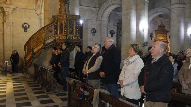 La Misa de Romeros se celebró a las 08:30 horas.