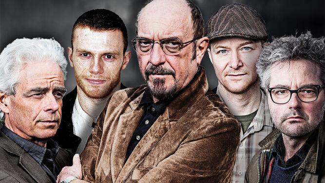 La legendaria banda Jethro Tull actuará el 14 de junio en Almería