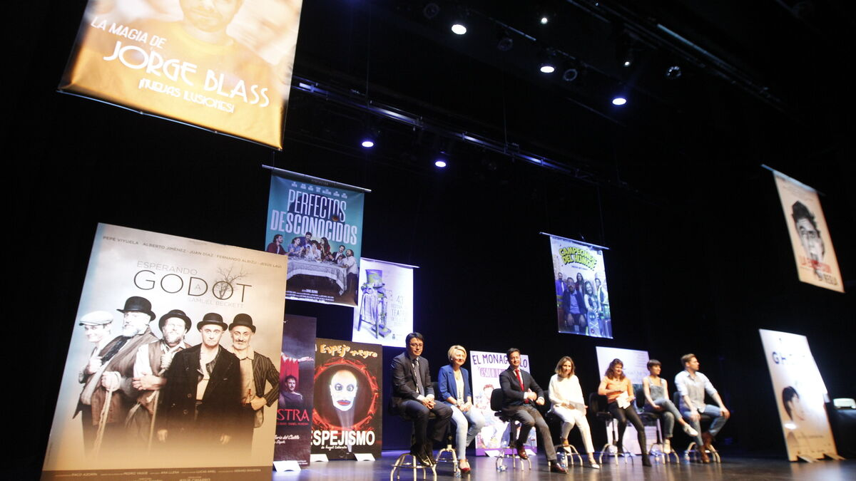 El Festival de Teatro de El Ejido presenta una programación 'sobrenatural'