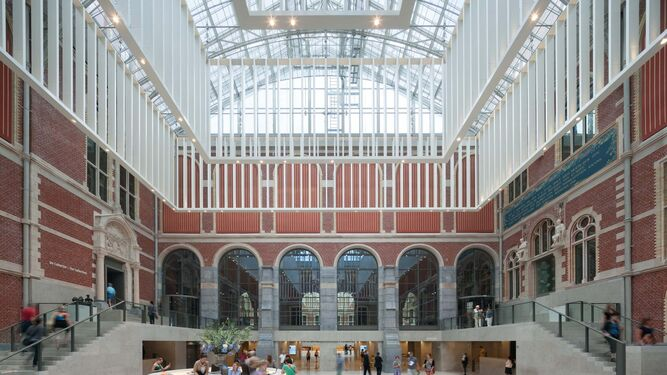 Rijksmuseum Renovation.
