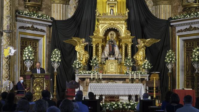 La Santísima Virgen del Mar.