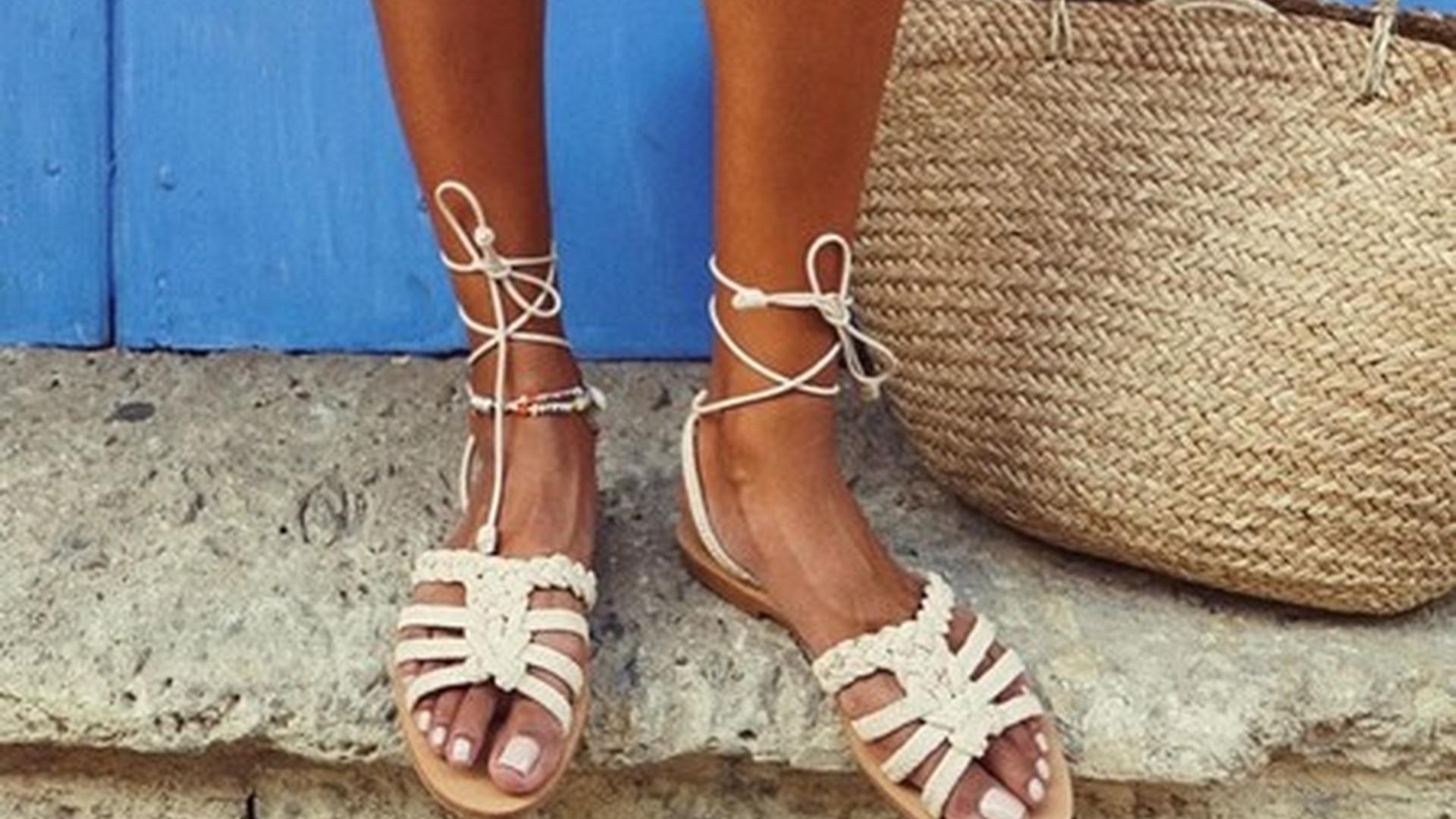 Zara Kids tiene las sandalias más...