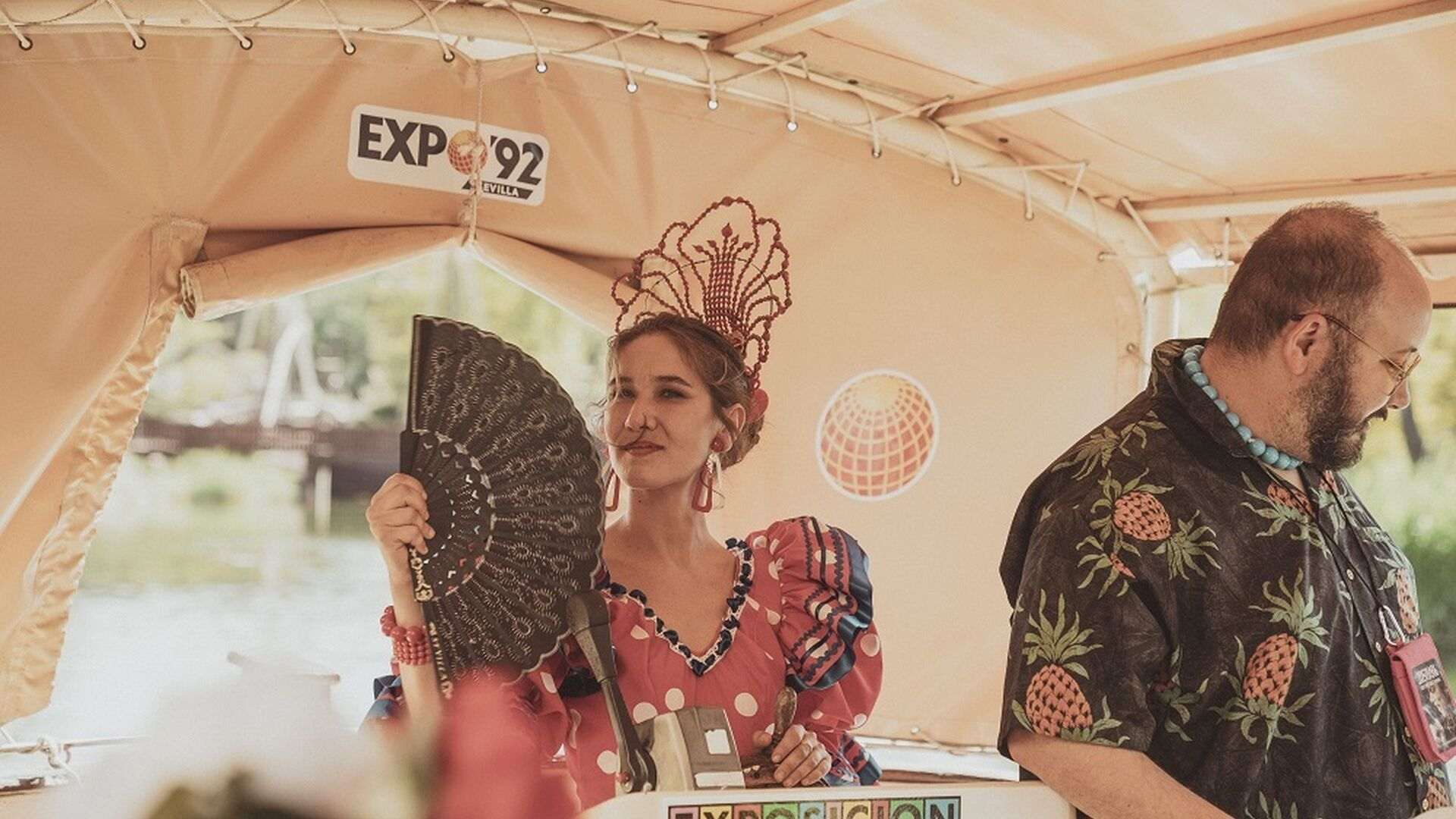 Las flamencas de Carmen Acedo, musas...