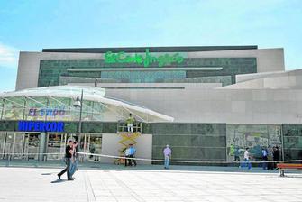 El corte ingl s sorprender en la inauguraci n del centro - Centro comercial el ejido ...