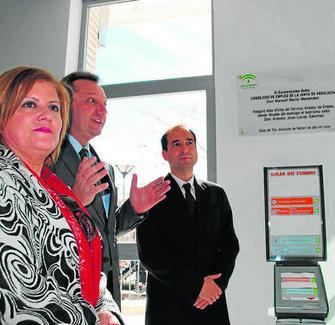 Nueva oficina del sae en olula con cita previa y zona for Oficina del sae