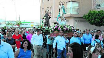 Cortijos De Marin Vive Tres Intensos Dias De Festejos