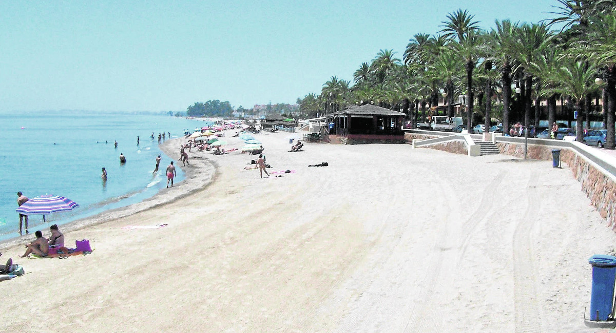 Playa de Aguadulce (Roquetas de Mar)