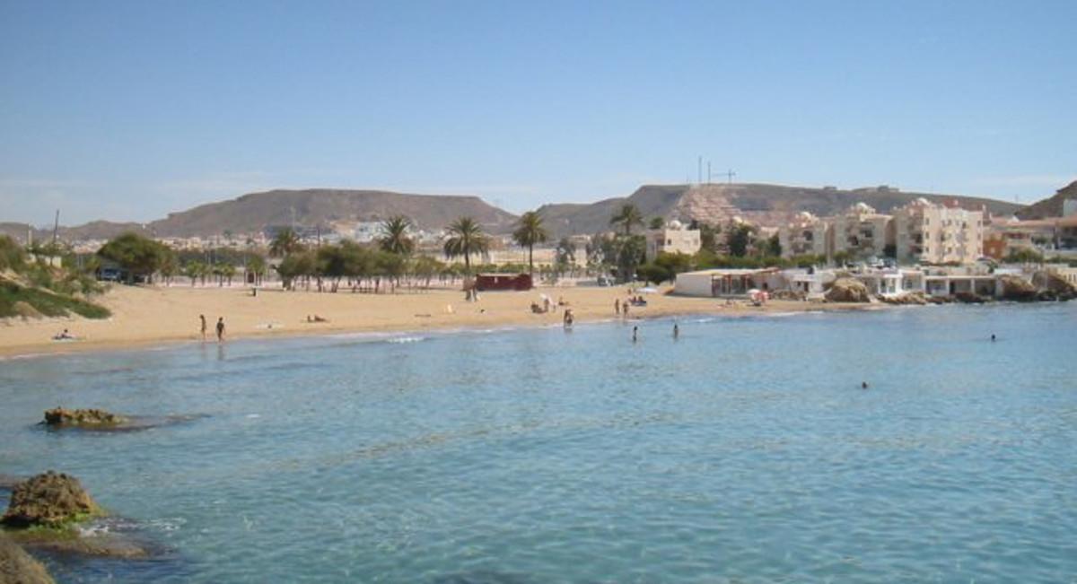 Playa San Juan de los Terreros (Pulpí)