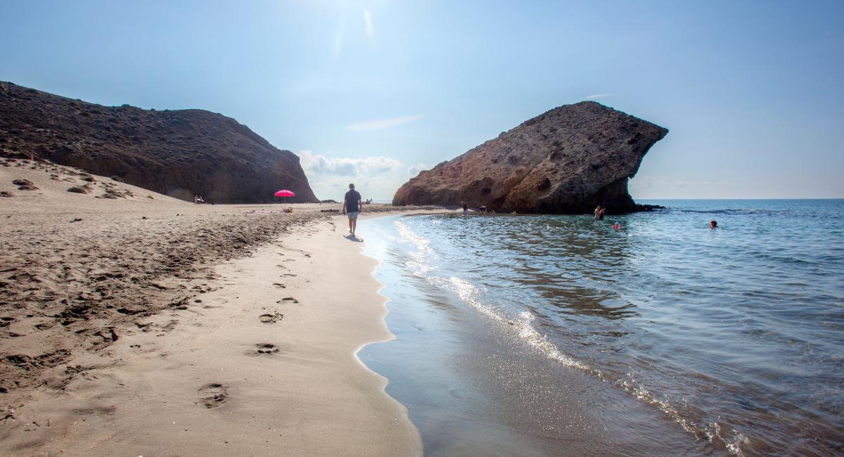 Playa de Mónsul (San José)