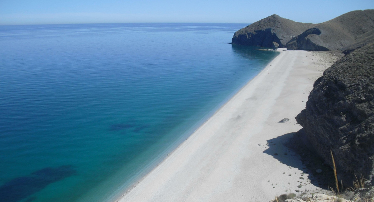 Playa de Los Muertos (Carboneras)