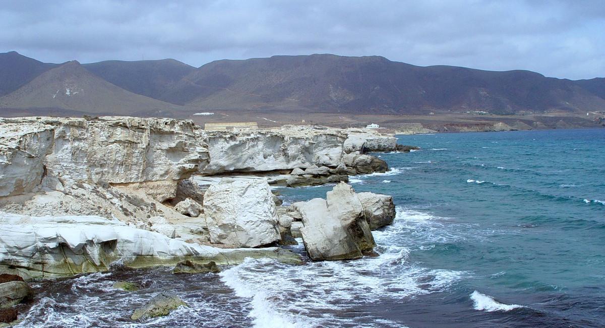 Playa de Los Escullos (Níjar)