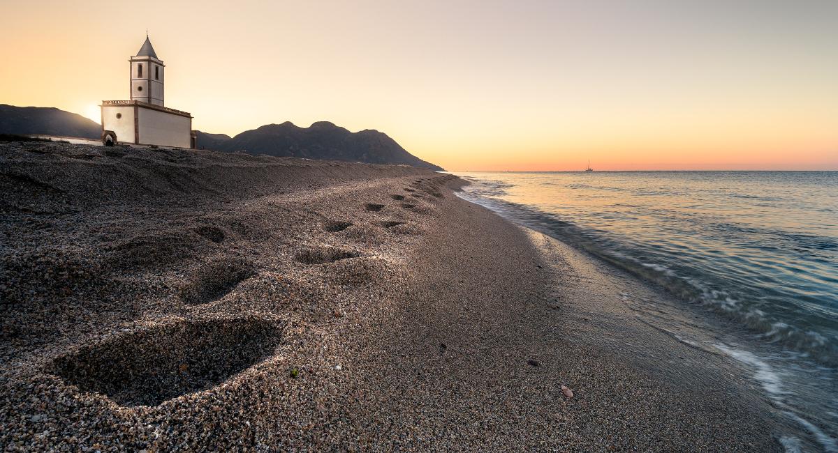 Playa de las Salinas (Cabo de Gata)