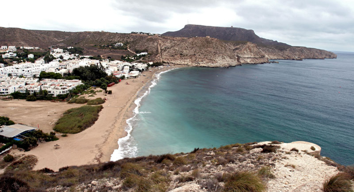 Playa de Agua Amarga (Níjar)
